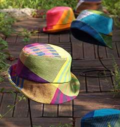 ベアフット帽子