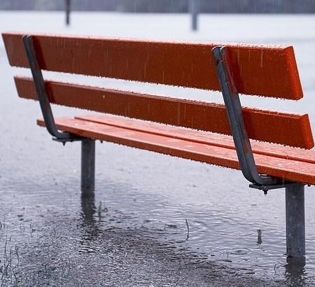 ちょこちょこ雨にご注意ください
