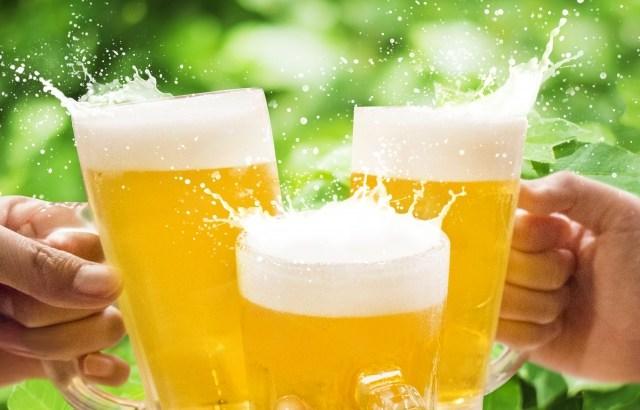 冷えたビールの熱き戦い