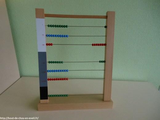 Boulier Montessori