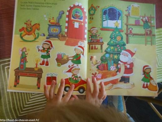 Livre d'activités de Noel pour les petits