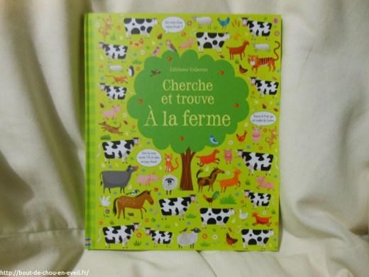 Cherche et trouve Editions Usborne