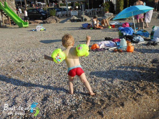 Vacances Bout de chou en Eveil Lac de Garde