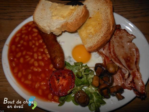 Déjeuner anglais