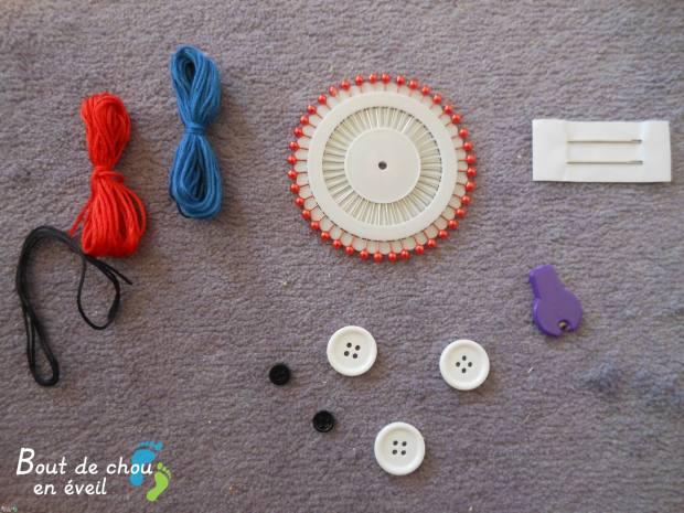 Mon petit kit de couture Usborne