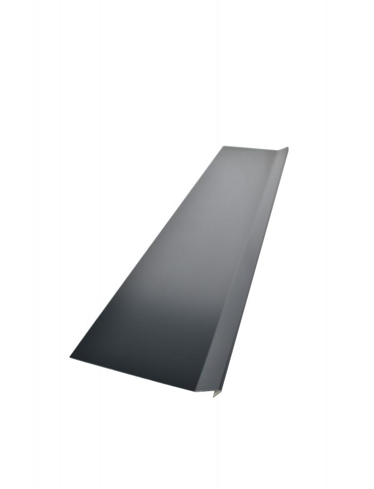 Habillage De Planche De Rive En Zinc Acier Ou Aluminium Bout2tole Fr