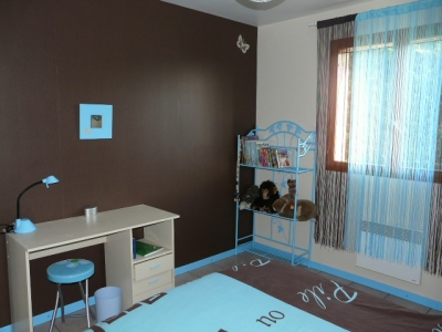 Deco Chambre Bleu Et Marron - Evejoy.top