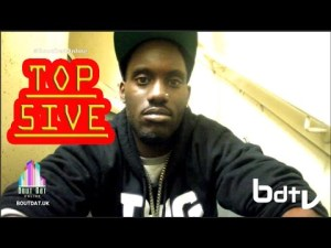 Top 5 Rappers & thoughts on Hip-Hop
