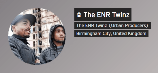 The ENR Twinz Urban Producers