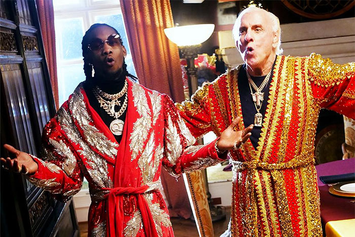WATCH: Offset & Metro Boomin - Ric Flair Drip (Official Video)