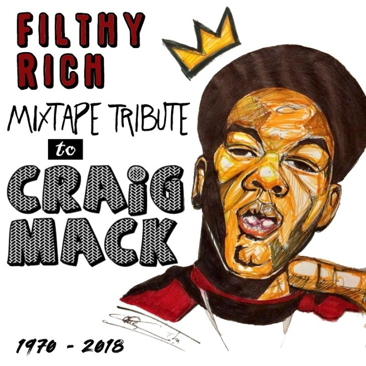 Craig Mack MIXTAPE ART