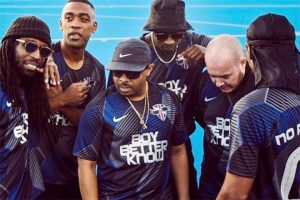 Boy Better Know – Athlete (feat. Goldie1) (Official Video)