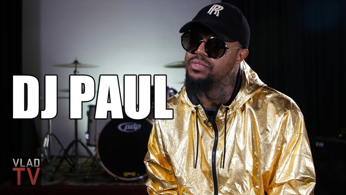 """DJ Paul and DJ Vlad on Master P and Eazy-E being """"smartest rappers"""""""