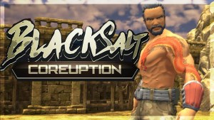 BLACK SALT COREUPTION (1st Minority Owned Video Game!)