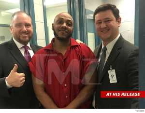 NEWS: Mystikal released from prison for rape charges on $3 million dollar bond.