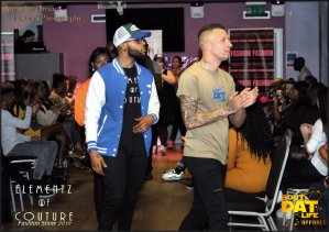 Elementz Of Couture (March 2019) Bout Dat Fashion | Model Showcase