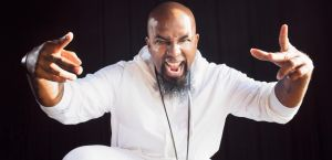 Hip-Hop legend Tech N9ne live! in Birmingham UK [21/8/19]