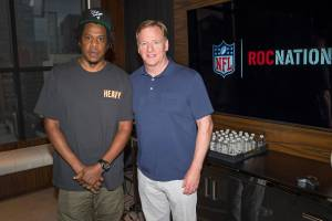 Behind Roc Nation and NFL Partnership