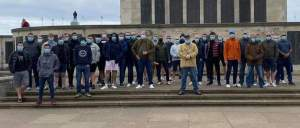 VIDEO: Football hooligans go wild in UK 'City Of  Culture' Coventry!