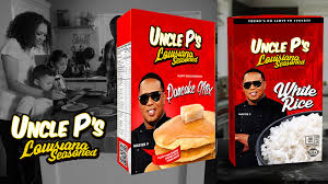 "Master P Talks Ownership, ""Uncle P's Louisiana Seasoned Rice!"""