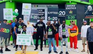 Master P Leads 'Cannabis Freedom Day' 5/20 Initiative!