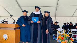 Master P Awarded Doctorate From Lincoln University!