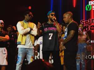 SOULJA BOY Brings Out ROMEO MILLER! For VERZUZ Battle With BOW WOW