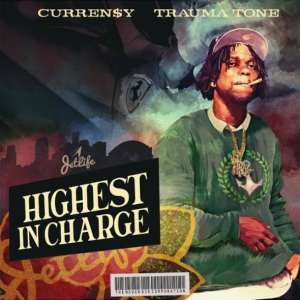 """AUDIO DOPE: Currensy – """"Highest In Charge"""""""