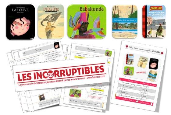 Les incorruptibles CE2 CM1 2015-2016 Bout de gomme