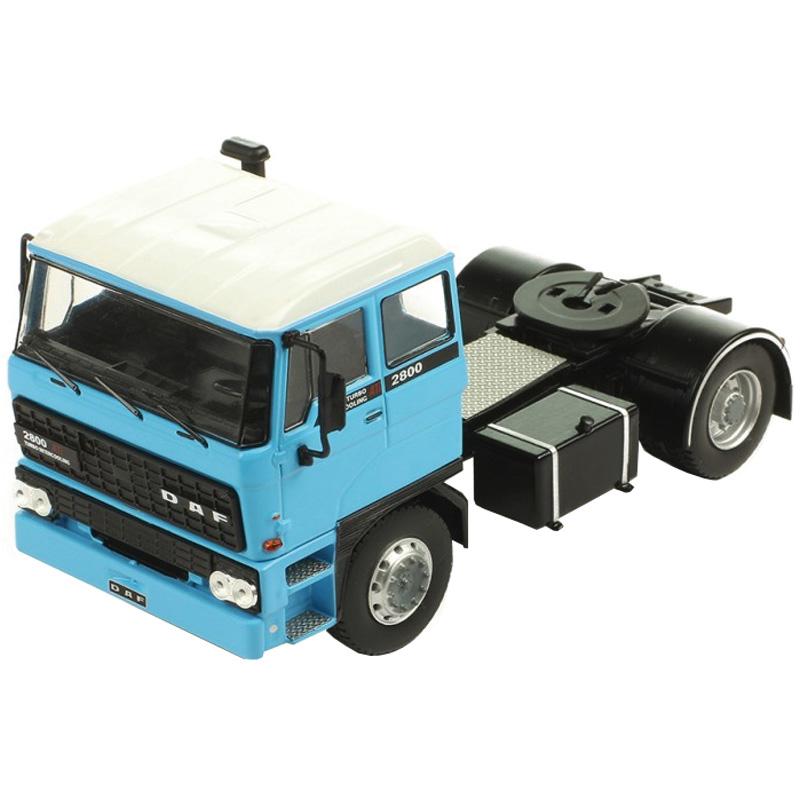 Daf 2800 bleu//blanc 1975 1//43 IXO