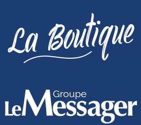 La boutique du groupe Messager