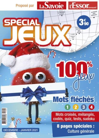 Jeux Savoie Décembre janvier 2021
