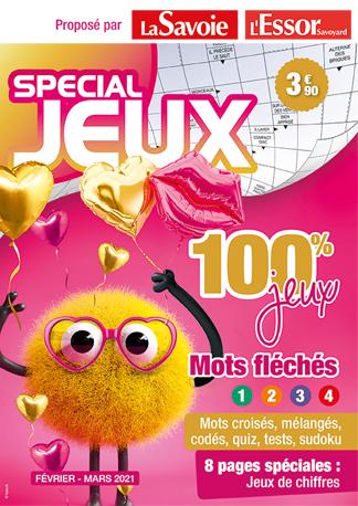 jeux février 2021 Savoie