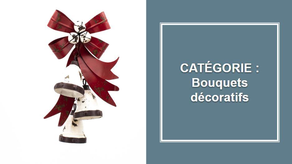 CATÉGORIE : Bouquets décoratifs