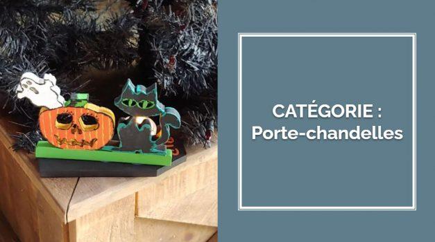 CATÉGORIE : Porte-chandelles