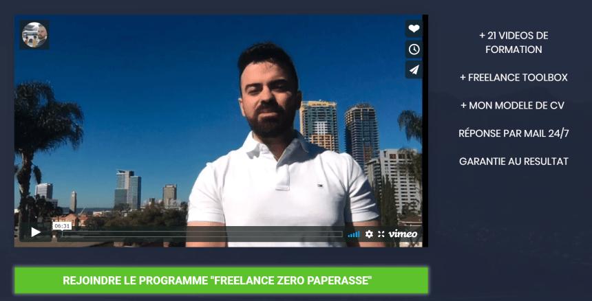 Freelance Zero Paperasse
