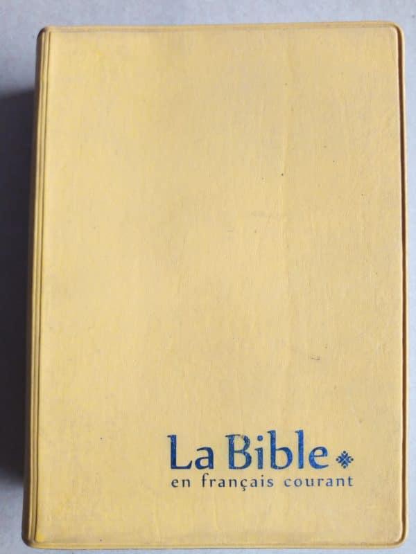 Bible Francais Courant Evangélique Petit Format