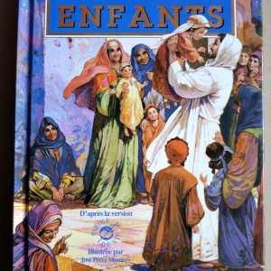 Bible pour enfants