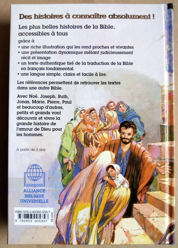 Bible pour enfant (Parole de Vie) 2