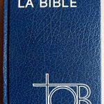 Bible TOB Petit Format