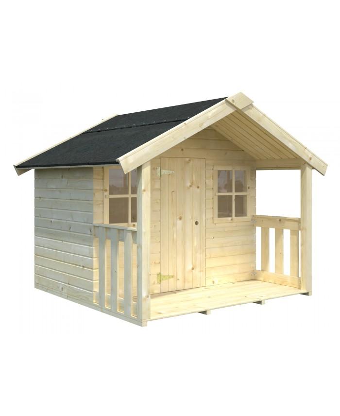 maisonnette en bois pour enfant felix 2 m