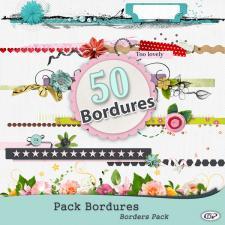 Pack 50 Bordures En Telechargement Cdip Boutique Logiciel De Genealogie Et Scrapbooking