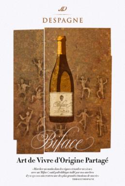 vin biface despagne