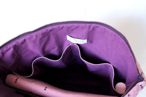 Tuto sac à langer