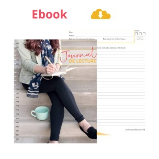 Journal de lecture en format téléchargeable