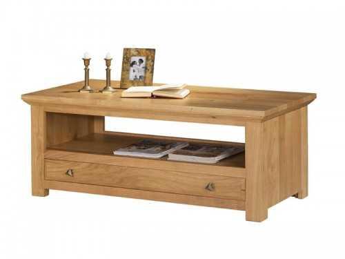 table basse rectangulaire mathilde en