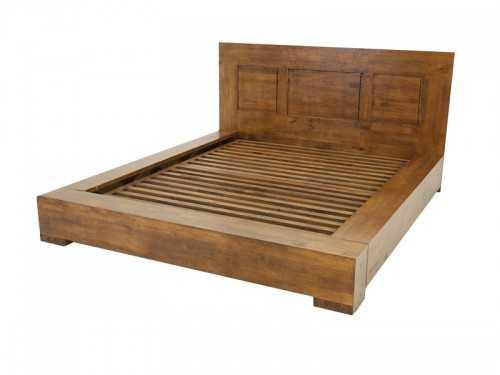 cadre de lit oscar en bois de