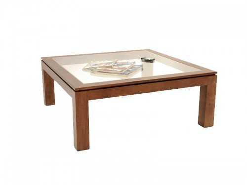 table de salon holly avec plateau en