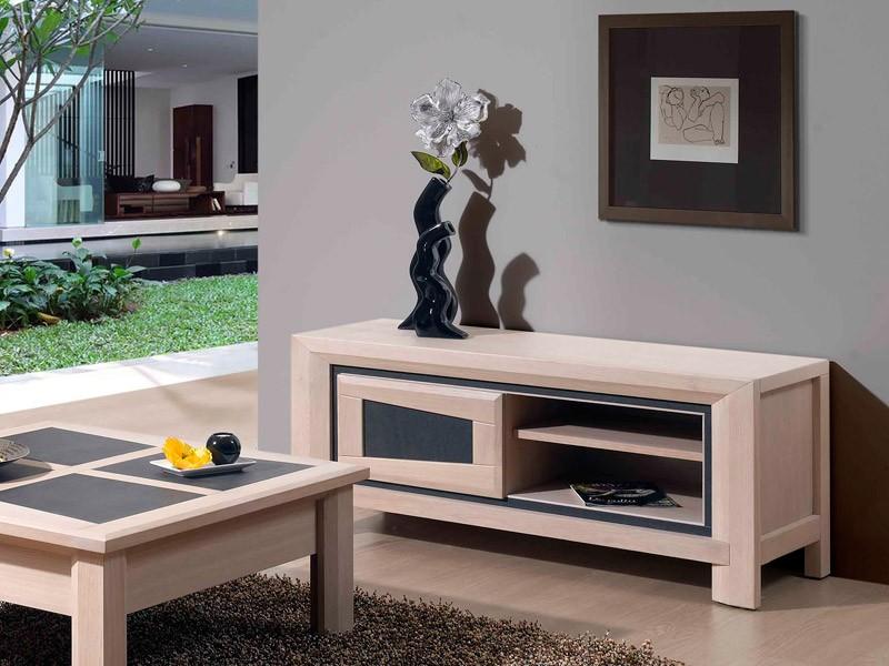 meuble tv moderne parme 1 portes en