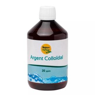 Argent colloïdal 20 ppm